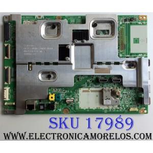MAIN / LG EBT64292511 / EAX66886304 (1.0) / 63627810 / 64292511 / PANEL LC550AQD (EK)(A4) / MODELOS OLED55B6P-U.AUSZLH / OLED55B6P