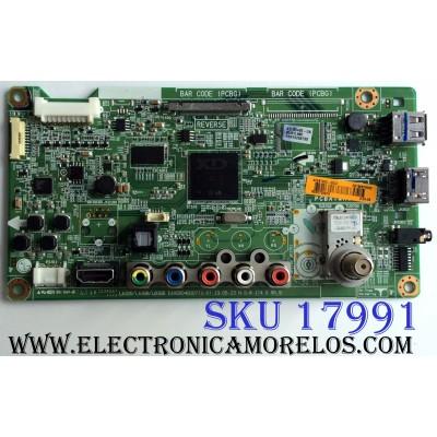 MAIN / LG EBT62878002 / EAX65049107 (1.0) / EAX65049107 / SUSTITUTAS EBT62359736 / EBT62359794 / EBT62359778 / EBT62359752 / EBT62359784 / EBT62359742 / PANEL LC420DUE (SF)(R1) / MODELOS 42LN5400-UA.BUSYLMR / 42LN5400 / MAS PARTES SUSTITUTAS EN DECRIPCION