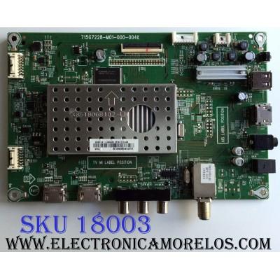 MAIN / LG XFCB0QK036 / 715G7228-M01-000-004K / (X)XFCB0QK036010X / XFCB0QK036010X / PANEL TPT650HA-HVN12.U REV:S500A / MODELOS 65LF5700-UA / 65LF5700-UA.CUSDLH