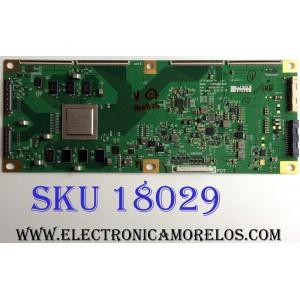 T-CON / LG OLED 6871L-5027A / 6870C-0711A / LC650AQD-EKA1 / 5027A / PANEL LC650AQD (EK)(A1) / MODELOS OLED65C7P-U.BUSYLJR / OLED65C7P