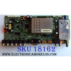 MAIN / EMPREX ST07100190 / B.ZRAT3C-1 / 711005708 / CVT-LF P1310 / PANEL T315XW02 V2 / MODELO HD-3202