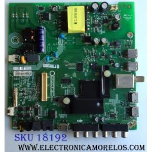 MAIN / FUENTE (COMBO) / SHARP 214665 / RSAG7.820.7456/R0H / 210681 / HU40N2178FW / TM174D476M / M170862 / E193079 / MODELO LC-40P5000U