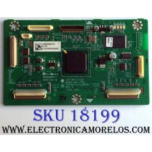 MAIN LOGICA / EBR43992101 / EAX41288701 / 42F1_CTRL / E241819 / PANEL PDP42F1T000 / MODELO SLP-4277
