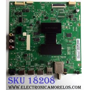 MAIN / TCL 08-CS55CUN-OC411AA / 40-MST10S-MAE4HG / MST10S / GTC002674A / V8-ST10K01-LF1V1244 / 08-MS10S01-MA200AA / 08-MS10S01-MA300AA / 08-CS55CUN-0C411AA / LVF550ND1L / MODELO 55S405