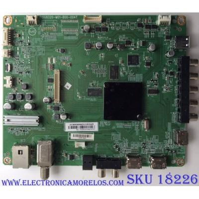 MAIN / VIZIO 756TXHCB02K0150 / 715G8320-M01-B00-004T / XHCB02K015 / XHCB02K015020Q / PANEL PANEL TPT430H3-FHBN10 REV:SA8E / MODELOS D43F-E1 LTTUVNLT / D43F-E1