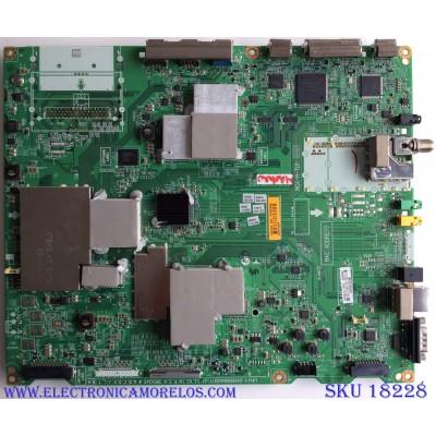 MAIN / LG EBT63078506 / EAX65684603(1.4) / 62605502 / MODELO 49UB8500-UA AUSWLJR / PANEL LC490EQE(XG)(F2)