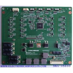 LED DRIVER / COBY 27-D071988 / L500H1-4EB / E59670 / PANEL V500HK1-LS5 REV.C9 / MODELOS LEDTV5028 / 50K316DW