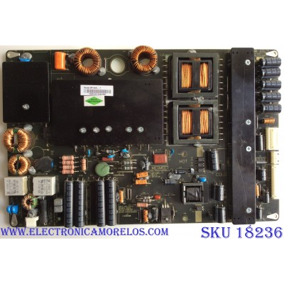 FUENTE DE PODER / COBY MP128FL-T / MP128FL-T REV:1.0 / 890-PM0-128FL / REV:1.0 / PANEL V500HK1-LS5 REV.C9 / MODELO LEDTV5028