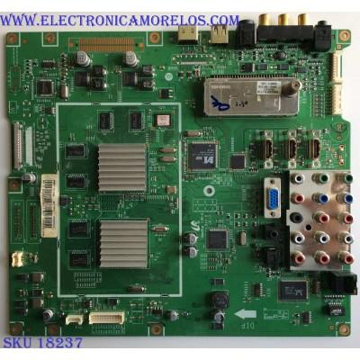 MAIN / SAMSUNG BN94-01708C / BN41-00995B / BN97-02092C / PARTE SUSTITUTA BN94-01708Q / PANEL LTF520HE01 A03 / MODELOS LN52A750R1FXZA SQ01 / LN52A750R1F