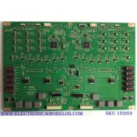 LED DRIVER / PANASONIC L650S204EB-C003 / C650S01E04B / E217670 / PANEL V650DK1-KS2 REV.B3 / MODELO TC-65AX800C