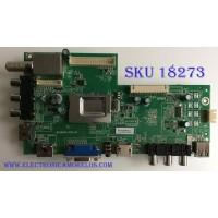 MAIN / QUASAR 1010032495 / MS33930-ZC01-01 / MODELO SQ4001 / PANEL V400HJ6-PE1