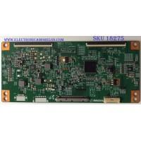 T-CON / PANASONIC 6EC35CWAT / E88441 / 6EC35CWAT350103V00001 / PANEL V500DJ2-KS5 REV:J3 / MODELO TC-50CX600U