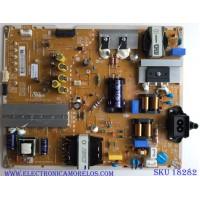 FUENTE DE PODER / LG EAY64210701 / EAX66773401 (1.8) / 64210701 / LGP55L-16U7L6 / PLDK-L512A / PANEL HC550EGN-ABQC1-2112 / MODELOS 55UH6550-UB.BUSFLJR / 55UH6550