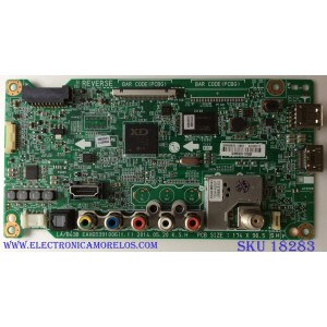 MAIN / LG EBT62182171 / EAX65391006 (1.1) / 62182171 / EAX65391006 / PARTES SUSTITUTAS EBT62841578 / EBT62841576 / EBT62841558 / EBT62841587 / EBT62841561 / PANEL LC550DUE (FG)(A4) / MODELOS 55LB5900-UV.BUSWLJR / 55LB5900