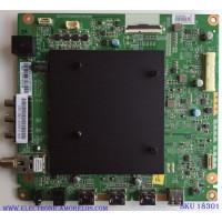 MAIN / JVC 515C95M10M01 / 691V0A00210 REV:1J / VTV-L65730 REV:1 / 91URZV10010 / 4500237611 / PANEL LC546PU2L02 / MODELO LT-55MA875