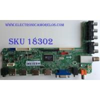 MAIN / WESTINGHOUSE F50CV3393BHP10001 / CV3393BH-P / 1.81.53.00003 / F50CV3393BHP / LTE48335 / 55H0167 / E198407 / PANEL LSC480HN05 / MODELO DWM48F1Y1