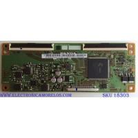 T-CON / JVC RUNTK0018ZC / CEC_PCB5460002A / PANEL LC546PU2L02 / MODELO LT-55MA875