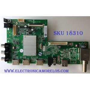 MAIN / JVC 1010146050 / MS34580-ZC01-01 / M45/2010027656/11 / PANEL LC546PU1L01 / MODELO LT-55MA770