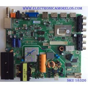 MAIN / FUENTE (COMBO) / AFFINITY 510-130903248 / MSAV3226-ZC01-01 / E246266 / M40/B42455/11 / PANEL TY390LK03-ACWE / MODELO SLE2039