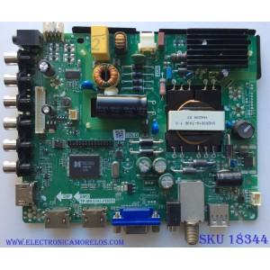 MAIN / FUENTE ( COMBO ) / UPSTAR N14110031 / BP32ES8 / P3S14108796 / TP.MS3393.PB851 / PANEL BOEI320WX1 / MODELO P32EE 7