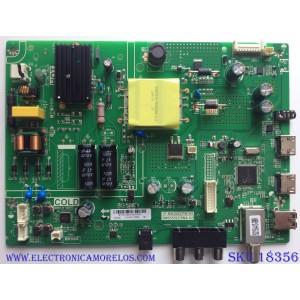 MAIN / FUENTE (COMBO) / TOSHIBA B17010044 / TP.MS3553.PB789 / 3MS553LC5NA.02 / E239218 / 32D1630 / MODELO 32L310U18