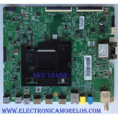 MAIN /SAMSUNG BN94-12796B / BN41-02635A / BN97-13981B / PANEL CY-NN043HGAV2H / MODELOS UN43NU7100FXZA AA01 / UN43NU7100F