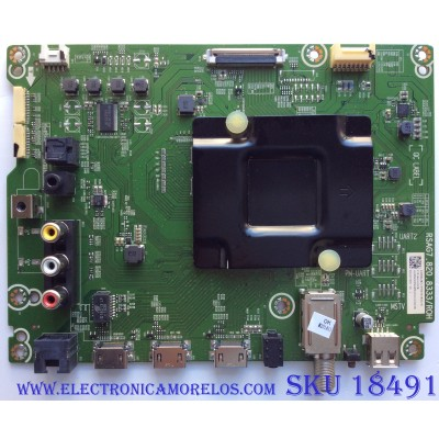 MAIN / HISENSE 242984 / 242984/B/1/3TE43G184123 / HU43N3030UWR(1011)/232438 / RSAG7.820.8333/ROH / PANEL HD426K3U61-L4K1 / MODELO 43R7E