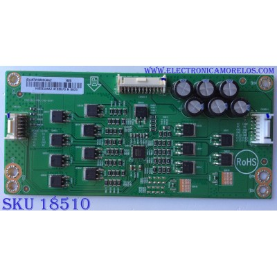 LED DRIVER / VIZIO LNTVHI23EUAAZ / 715G9365-P01-000-004Y / E342828 / PANEL TPT650UA-QVN06.U / MODELOS E65-E1 LTCWWVMU / E65-E1