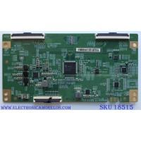 T-CON / SHARP HV650QUBF90 / C-PCB-HV650QUB / 47-6021218 / MV-0S E88441 / PANEL HU65A6132UWR / MODELO LC-65Q7370U