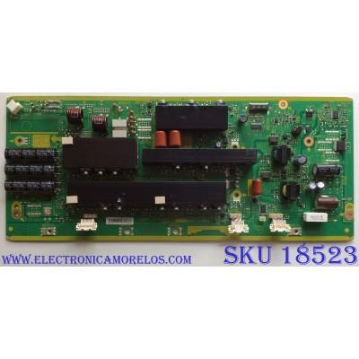 Y-SUS / PANASONIC TXNSC1UJUU / TXNSC1UJUUTH / TNPA5764AB / TNPA5764 / PANEL MC127FJ6A21 / MODELO TC-P50ST60