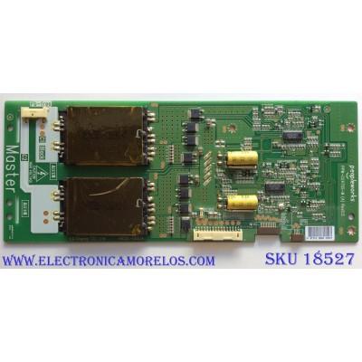 BACKLIGHT INVERSOR M / LG 6632L-0583A / PPW-CC47SS-M / PANEL LC470WUD (SB)(M4) / MODELO 47SL85-UA AUSVLJR