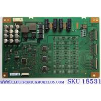 LED DRIVER / SONY A-216-6064-B / A2166064B / 1-981-827-12 / 198182712 / PANEL YD7S650DND01B / MODELO XBR-65X900E