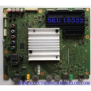 MAIN SONY A-2170-502-A / A2170473A 552F / 1-982-022-21 / PANEL YD7S490DND01B / MODELOS XBR-49X900E / XBR-55X900E / XBR-65X900E / XBR-75X900E / (DESPUÉS DE REEMPLAZAR ESTA PLACA TIENE QUE ACTUALIZAR EL SOFTWARE DESCARGA LA VERSIÓN CORRECTA PARA TU MODELO)
