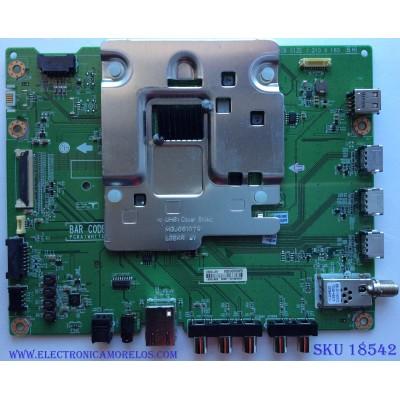MAIN / LG EBR82710302 / 63615901 / EAX66958003(1.1) / SUSTITUTAS EBR82710301 / EBR82959601 / PANEL RDL500WY(QD0-00H) / MODELO 50UH5530-UB / 50UH5530-UB.CUSJLH