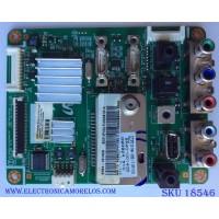 MAIN / SAMSUNG BN94-03192B / BN97-03883B / BN41-01274A / PANEL S50HW-YD12 / S50HW-YB05 / MODELO PN50B400P3DXZA LU04
