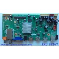 """MAIN / E12120433 / T.RSC8.10A 11153 / PANEL LC370WXN-SBD1 / MODELO 37"""""""