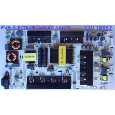 FUENTE DE PODER / SHARP 238851 / RSAG7.820.7911/ROH / HLL-5465WC / CQC16134139053 / E56327 / PANEL`S HD650S1U71\S8\GM\ROH / HD650S1U71 / MODELO LC-65Q7300U
