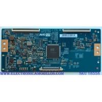 T-CON / INSIGNIA 55.50T32.C05 / T500QVN03.0 CTRL BD / 50T32-C04 / 5550T32C05 / PANEL TPT500U1-QVN03 REV:S0B0B / MODELO NS-50DR710NA17