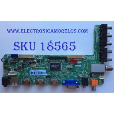 MAIN / WESTINGHOUSE 55H1067 / LTE48335 / CV3393BH-P / F50CV3393BHP10001 / MODELO DWM48F1Y1 TW-78610-S048B