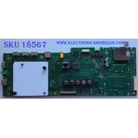 MAIN / SONY A-2071-528-A / A2071528A / 1-893-880-11 / 173525511 / PANEL T550HVF06.0 / MODELO KDL-55W800C