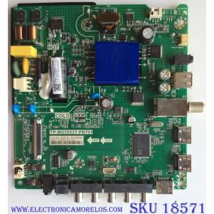 MAIN / FUENTE (COMBO) / SHARP R18071482 / TP.MS3553T.PB701 / HU40N2173F / M1827B0 / 170608 / R18071482-2A03546 / E203640 / 2605398B0 / PANEL JHD396N2F01-K1QL\FM\ROH / MODELO LC-40Q3070U