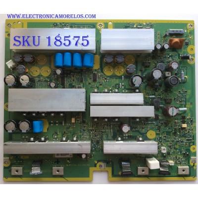 Y-SUS / PANASONIC TXNSC1DRUU / TNPA4782 / TNPA4782AF / 4782AF / PANEL MC127F19T12 / MODELOS TC-P50G15 / TC-P50V10