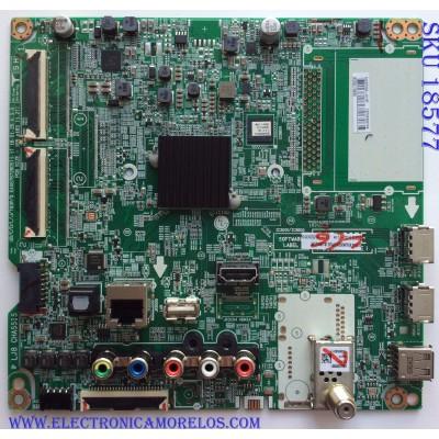 MAIN / LG EBT65393104 / EAX67872805(1.1) / 8JEBT000-01HP / PANEL NC650DQG-AAGX3 / MODELO 65UK6300PUE BUSVLOR