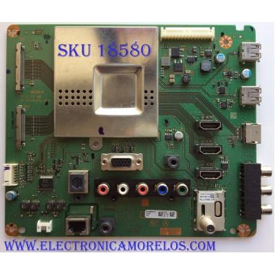 """MAIN / SONY 1-895-172-11 / 0140AB060105 612E / 1P-0122J08-4012 / 1P-011BJ00-4011 / PANEL LTY550HJ04 A01 / MODELOS KDL-40EX640 / KDL-46EX640 / KDL-55EX640 / """"NOTA:ESTA MAIN REQUIERE ACTUALIZACION"""""""