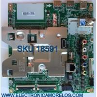 MAIN / LG EBT65532904 / EAX67872805(1.1) / 8KEBT000-029W / PANEL NC490DGG-AAGX1 / MODELO 49UK6090PUA.BUSWLOR