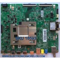 MAIN / SAMSUNG BN94-13286B / BN97-13981K / BN41-02635A / PANEL CY-NN055HGEV1H / MODELO UN55NU7100FXZA BB08 / UNU7100