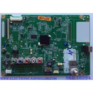 MAIN / LG EBT62394201 / EAX65071308(1.2) / PANEL PDP60R50000 / MODELO 60PN6500-UA.BUSLLHR