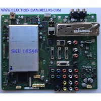 MAIN / SONY A1506066C / A-1641-959-A / 1-876-561-13 / PANEL T460HW02 V.4 / MODELOS KDL-46VL160 / KDL-46Z4100 / KDL-46Z4100/S