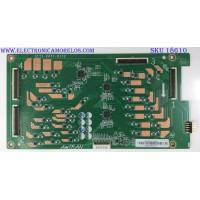 LED DRIVER / VIZIO 3665-0102-0111 / 0171-2471-0172 / MODELO M65-F0