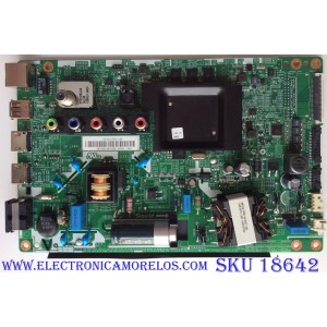 MAIN / FUENTE / SAMSUNG BN81-16356A / VN32HS048U / 3200210994010AE / PANEL BOEI320WX1 / MODELO UN32M4500BFXZA BZ01